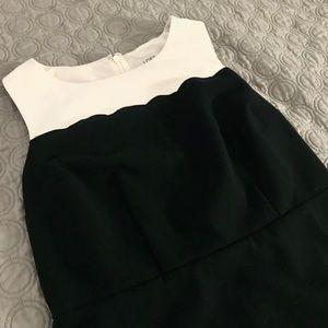 LOFT A-line dress